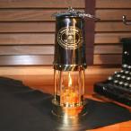 灯油ランプ 炭鉱ランプ ステンレスボンネット オイルランプ 英国製 イートーマス&ウィリアムス