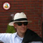 パナマハット メンズ パナマ帽子 エクアンディーノ レジェンド 本パナマ帽