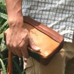セカンドバッグ メンズ 革 レザー 鞄 名入れ ペニッシュミント エムツー 682