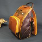 デイパック  リュック メンズ 革 レザー 鞄 名入れ ペニッシュミント オリジナルデイパック 618