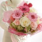 プリザーブドフラワー 花束 豪華 バラ 大きい 立てて飾れるブーケ 誕生日プレゼント 母 女性 50代 30代 40代  誕生日 結婚記念日 妻 嫁