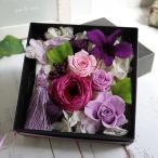 母の日ギフト 結婚祝い プレゼント プリザーブドフラワー BOXフラワー ボックスフラワー ギフト プレゼント 贈り物