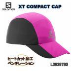サロモン SALOMON  XT COMPACT CAP RoseViolet Black ランニング キャップ