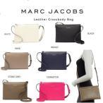 Marc Jacobs マークジェイコブス レザークロスボディバッグ ショルダーバッグ 斜め掛け ショルダー ポシェット 正規品・送料無料 US直輸入 M0013555