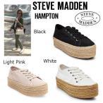 Steve Madden Hampton スティーブマデン 厚底 エスパドリーユ スニーカー レディース 正規品・送料無料 US直輸入
