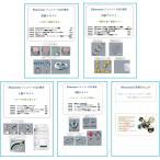 〈WindowsRhinoV5版基本セット〉 ジュエリーCAD検定初級、中級、上級、実践と、思考テクニックの全5冊セット