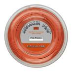 シグナムプロ ポリプラズマ オレンジ(1.18/1.23/1.28/1.33mm)200Mロール 硬式テニス ポリエステルガット SignumPro Poly Plasma