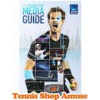 在庫処分特価】【マニアな一冊】ATP World Tour/WTA Media Guide 2017【言語 英語】
