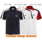 【USサイズ】セルジオ タッキーニ 2015 メンズ クラブ ポロシャツ(036195) Sergio Tacchini Men's Club Polo【2015年11月登録 テニスウェア】