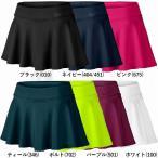 【USサイズ】ナイキ 2016 レディース ベースライン スコート(728775) Nike Women's Baseline Skirt【2016年7月登録 テニスウェア】