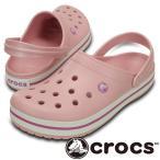 クロックス(crocs) クロックバンド クロッグ メンズ レディース サンダルCrocband Clog CR11016-6MB ペールピンク/ワイルドオーキッド