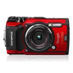 【納期:約5〜6週間】オリンパス コンパクトデジタルカメラ OLYMPUS Tough TG-5 [レッド]