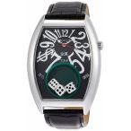 フランク三浦五号機 ハイパーマカオ 腕時計 FM05K-B ◆
