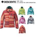 ショッピングスキーウェア スキーウェア ジャケット/DESCENTE デサント S.I.O JACKET 60/GRID GRADATION CMP-6104(16/17)