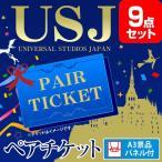 USJペアチケット 景品 セット 9点 目録 A3パネル付