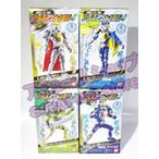 仮面ライダー鎧武 アームズアクション鎧武4 全4種セット