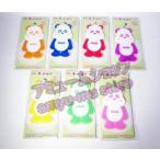 AAA え〜パンダ アイシングクッキーマスコット 全7種セット