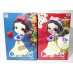 Q posket Disney Characters Snow White 白雪姫 全2種セット 予約