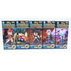 スーパードラゴンボールヒーローズ ワールドコレクタブルフィギュア 7th ANNIVERSARY 全5種セット