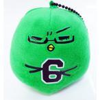 黒子のバスケ ボールチェーン付ふわむにぬいぐるみ ひよこのバスケ 緑間真太郎