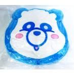 AAA え〜パンダ もっちりフェイスクッション2 與真司郎 ブルー