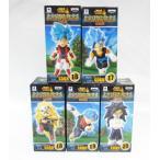 スーパードラゴンボールヒーローズ ワールドコレクタブルフィギュアvol.4 全5種セット