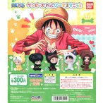 From TV animation ONE PIECE ワンピース わんぴーすますこっと 全5種セット【7月予約】