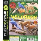 カプセルQミュージアム WILD RUSH 真・世界動物誌II アメリカ・アマゾン編 全5種セット【2018年8月予約】