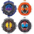 ショッピング仮面ライダー 仮面ライダージオウ サウンドライドウォッチシリーズ GPライドウォッチ04 4種セット