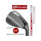 Zodia ゾディア マスターピースV2.0ウエッジ【48°】/MODUS 3 モーダス・スリーWEDGE105・115・125