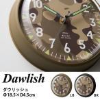 壁掛け時計 おしゃれ Dawlish ダウリッシュ CL-2132 インターフォルム