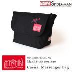 Manhattan Portage マンハッタンポーテージ × SPIDER-MAN メッセンジャーバッグ ショルダーバッグ Casual Messenger Bag MP1606JRSPIDERMAN