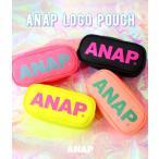 『ANAP』ロゴ ポーチ ANAP(アナップ)