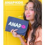 デニムロゴ母子手帳ケース ANAP KIDS(アナップキッズ)