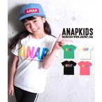 グラデーションロゴTシャツ ANAP KIDS(アナップキッズ)