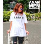 ANAPグラデーションロゴTシャツ ANAP MEN(アナップメン) SALE