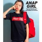 BOXロゴTシャツ ANAP GiRL(アナップガール)
