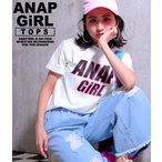 ネオンロゴTシャツ ANAP GiRL(アナップガール)