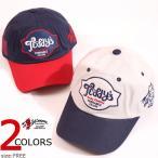 期間限定!P最大13倍!2/28pm23:59迄 TEDMAN Luckey Red Devil ベースボールキャップ TDC6-6200 テッドマン エフ商会 CAP 帽子 メンズ