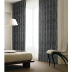 スミノエ 北欧柄デザインライフカーテン 遮光 ウォッシャブル既製カーテン チャーチ 幅100x丈178cm 1枚入