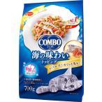日本ペット コンボキャット まぐろ味・カニカマ・小魚添え 700g
