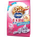 日本ペット コンボキャット 毛玉対応 まぐろ味・ささみチップ・かつおぶし添え 700g