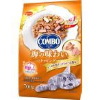 日本ペット コンボキャット かつお味・鮭チップ・かつおぶし添え 700g