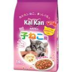 マース カルカン ドライ 12ヶ月までの子ねこ用 かつおと野菜味 ミルク粒入り 1.6kg KD24