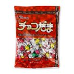 高岡 チョコだま 155g / オリゴ糖 ビタミンC配合 マーブルチョコ