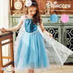 夏 アイドル ドレス 衣装 子供 女の子 エルサ ラプンツェル アナ雪 冬 雪 ソフィア ディズニー プリンセス ディズニープリンセス ドレス