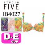 ワコール  wacoal スタディオファイブ STUDIO FIVE IB4027(27シリーズ) 3/4カップブラジャー DEカップ