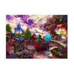 クロスステッチ ディズニー トーマスキンケード M C G織物ディズニー シンデレラ 52503