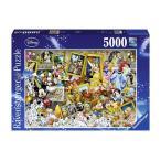 パズル ディズニーディズニー芸術的なミッキー5000ピース 17432
