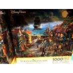 ディズニーワールド トーマスキンケードカリブ海の海賊ジグソーパズル・ディズニーパーク独占 AU-B01D9HOIGC